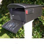 Cutii postale de exterior cu amplasare pe stalp Belem AME