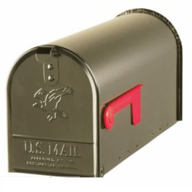 Cutii postale americane cu acoperire cu pulbere Londrina AME