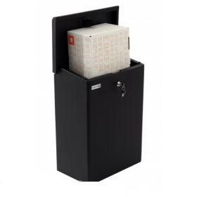 Cutii postale cu spatiu mare de stocare cu kit de montare inclus Delicias LOG