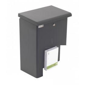 Cutii postale cu spatiu mare de stocare cu kit de montare inclus Delicias LOG 3