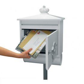 Cutii postale spatioase cu incuietoare cilindrica Zapopam BRA 2
