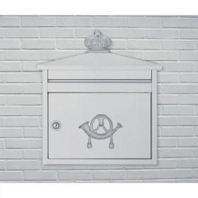 Cutii postale spatioase cu incuietoare cilindrica Zapopam BRA 4