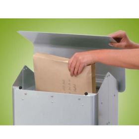 Cutie postala pentru colete si pachete de capacitate mare cu garantie la coroziune de 10 ani Pastoria HBI 5