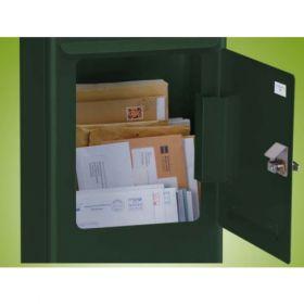 Cutie postala pentru colete si pachete de capacitate mare cu garantie la coroziune de 10 ani Pastoria HBI 6